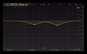 استخدام ايكولايزر فاب فلتر لقص الترددات