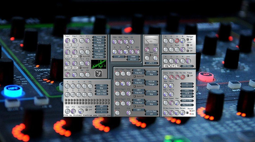 سانسايزر للتوزيع الموسيقي يضم اصوات الكترونية منوعة من الثمانينات