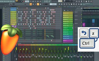 اختصارات فروتي لوبس – FL Studio shortcuts