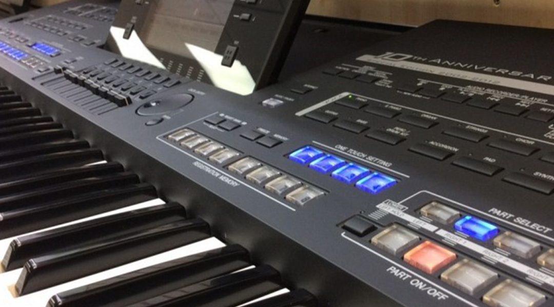 بيانو الكتريك للموسيقا الهادئة من ياماها تايروس – تحميل مجاني
