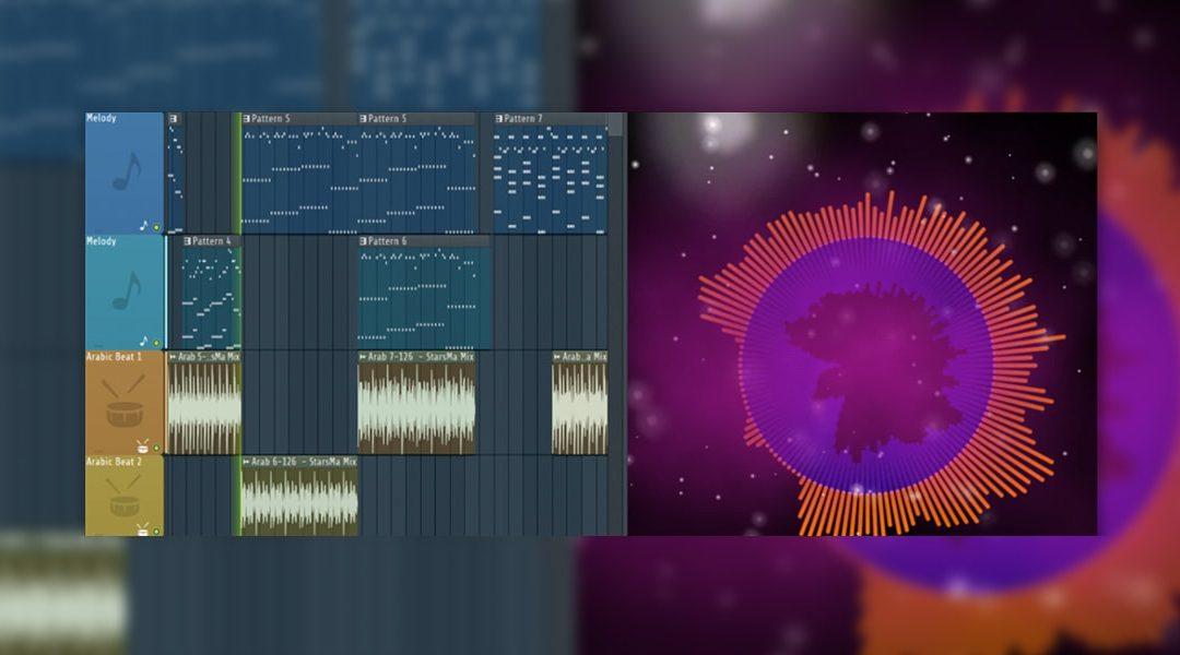 ايقاعات شرقية حديثة لصناعة الأغاني الحماسية