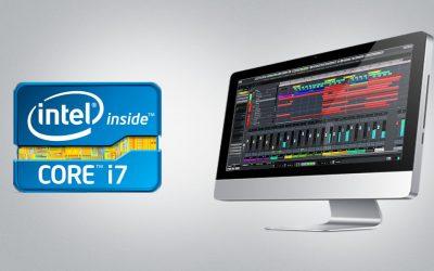 مواصفات الكمبيوتر أو اللابتوب المناسبة لإستديو الصوت و انتاج الموسيقى