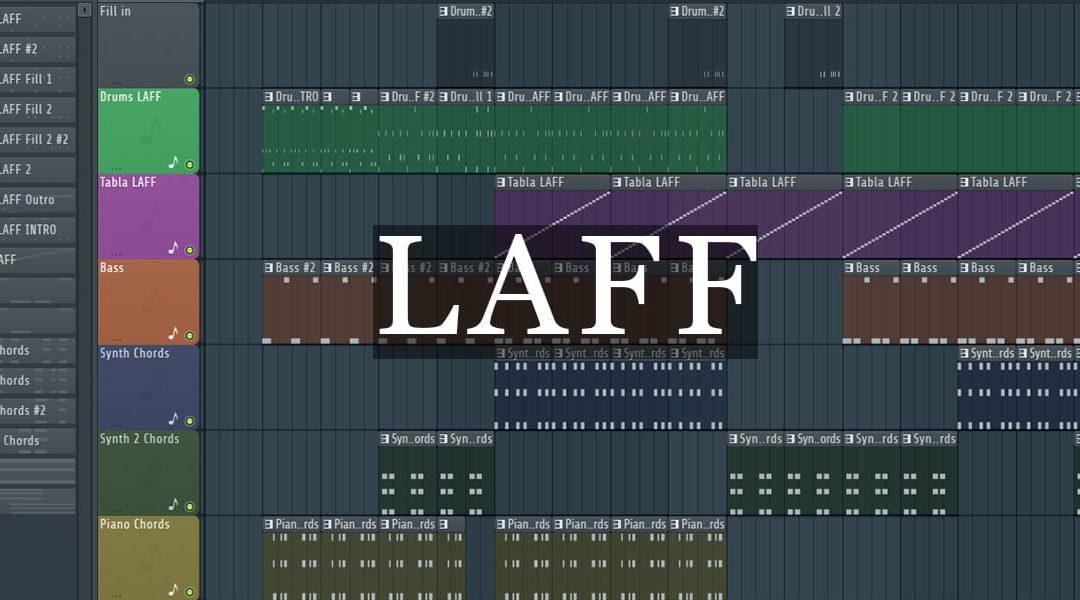 ايقاع لف (ملفوف) جاهز مع الرتم – FLP + WAVE